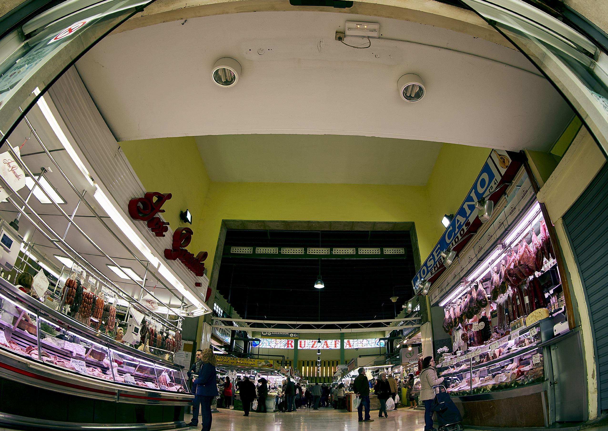Mercado de Ruzafa València