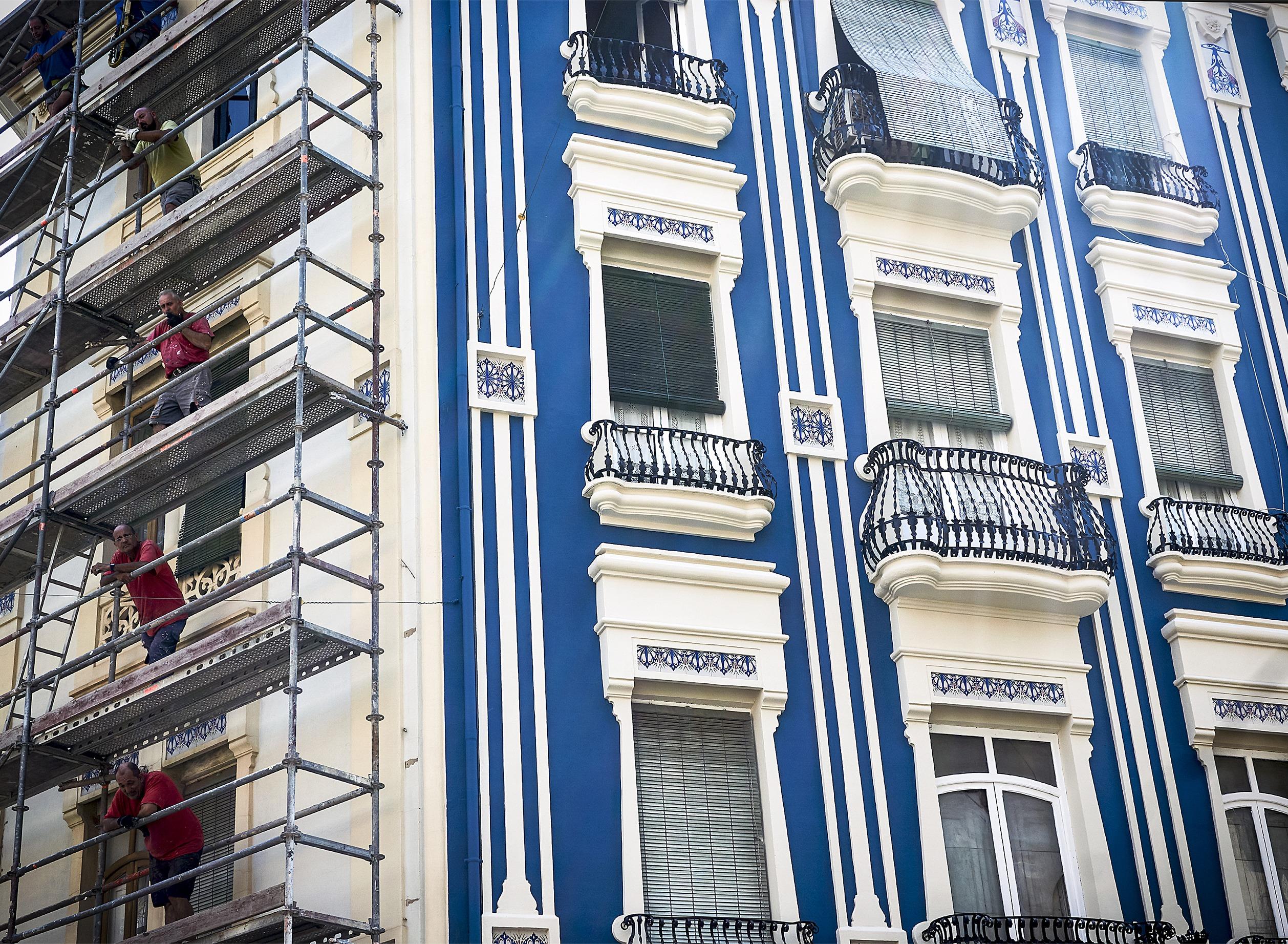 Edificio Ruzafa València