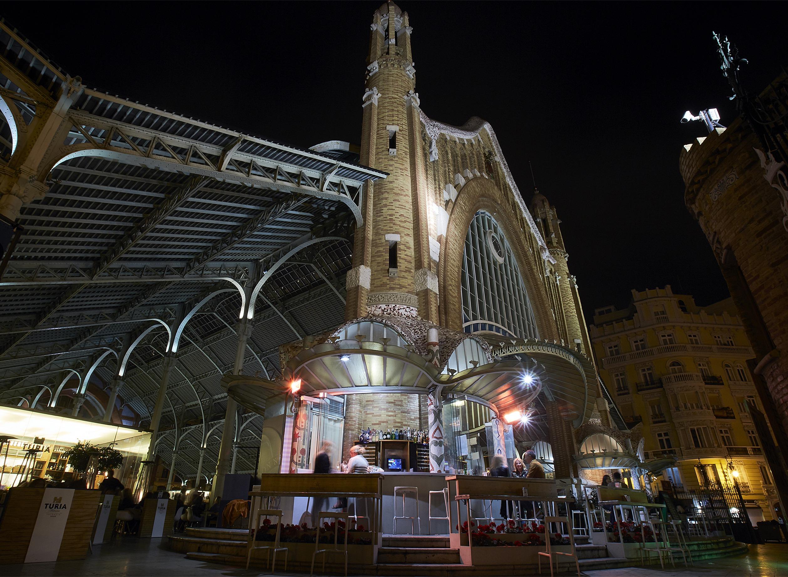 Mercado Colon València