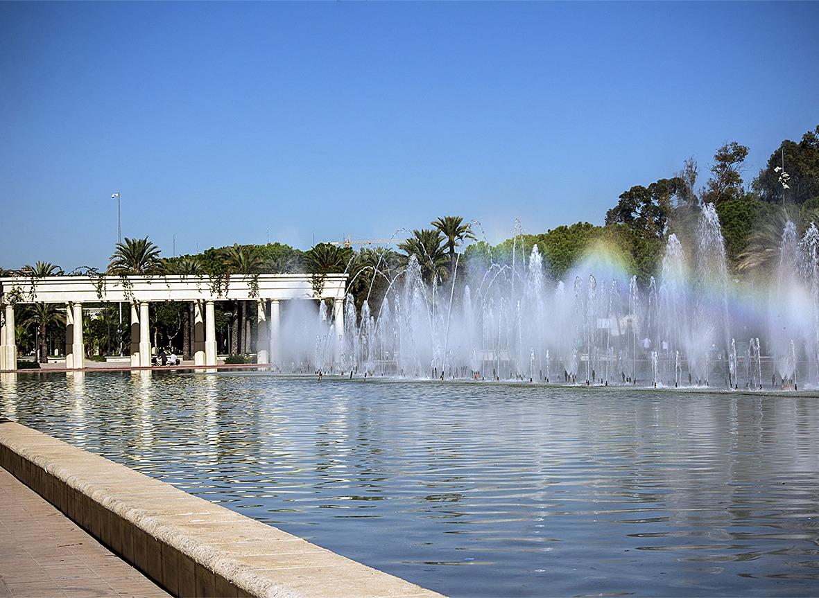 Jardin del Turia