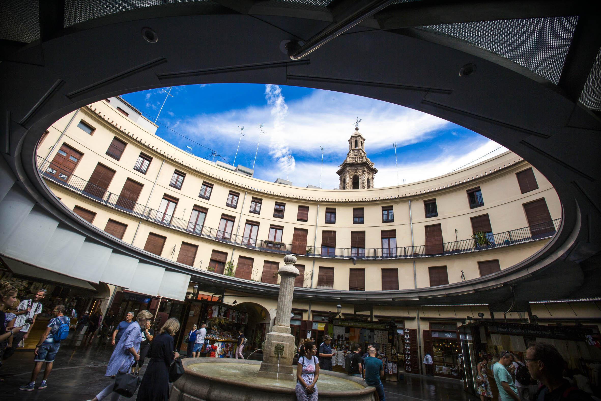 Plaza Redonda València